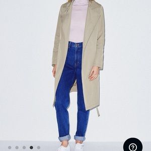 New without tag: Storm classic Trench
